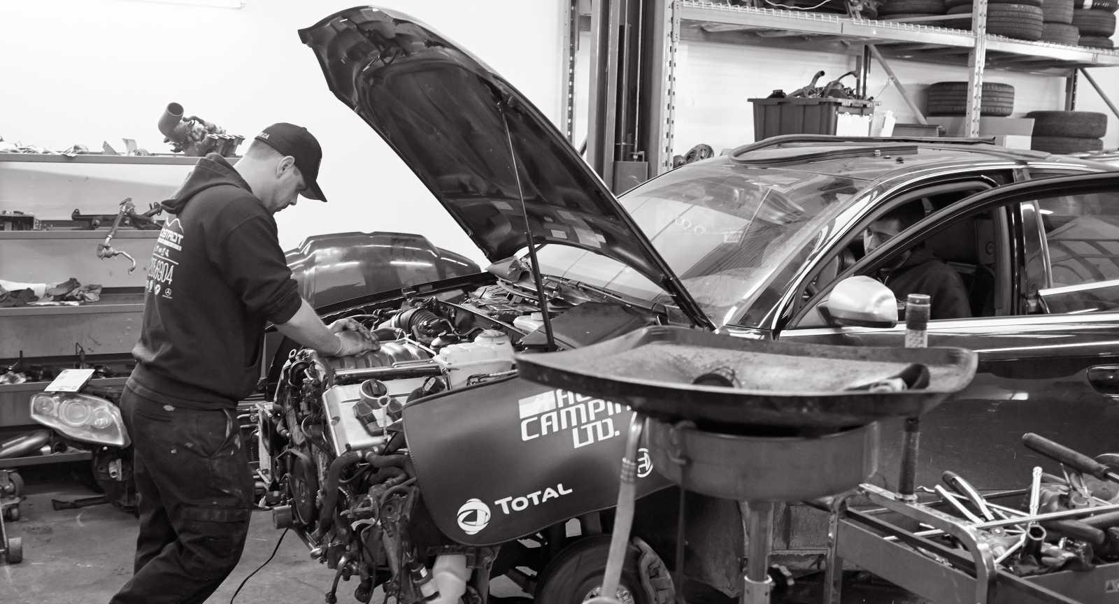 OttoStadt MotorWerks Car Service